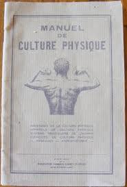 culture physique et préparation physique