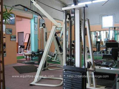 la salle de musculation 224 aix les bains